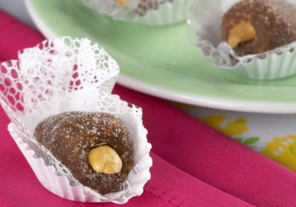 Aprenda a fazer deliciosos cajuzinhos de chocolate. (Foto Ilustrativa)