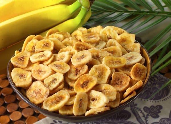 Chips de banana 1