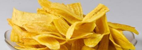 Chips de banana 3