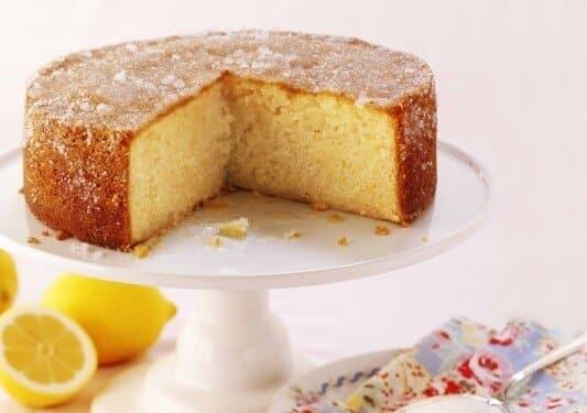 Receita de bolo de limão – Bolo de Limão