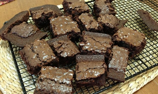 Brownie – Receita de Brownie