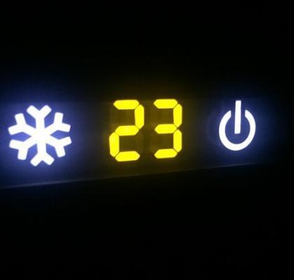 Use 23 C