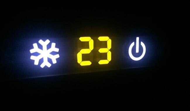 Saiba porque usar 23 ºC no seu climatizador de ar