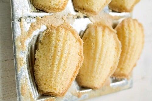 Receita de Madeleines: madalena ou madeleine
