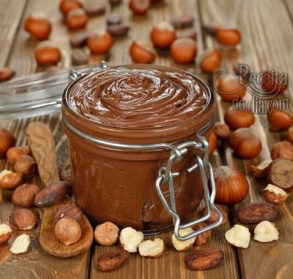 receita de nutella