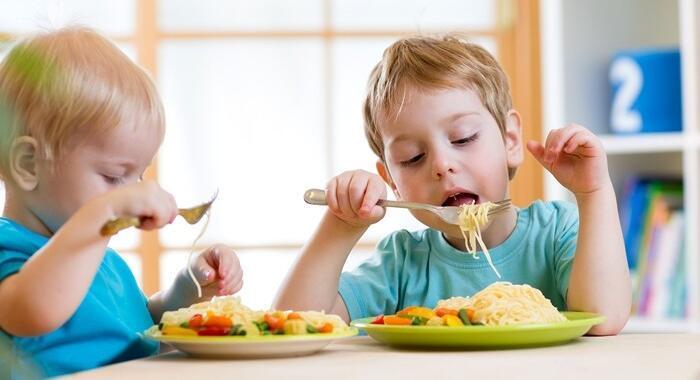 Alimentos que aumentam a imunidade infantil