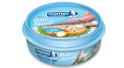 Patê de Atum light (Foto: Gomes da Costa)