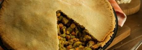 Torta de Legumes de Patê de Sardinha 2