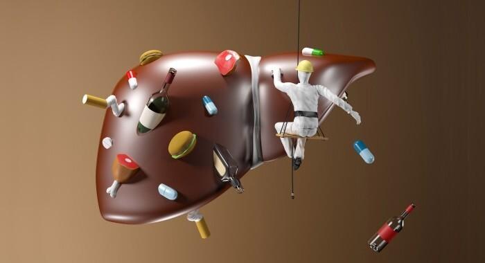 Alimentos que combatem a gordura no fígado