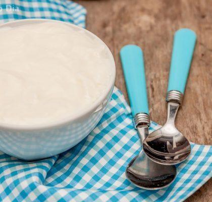 Iogurte caseiro e seus benefícios