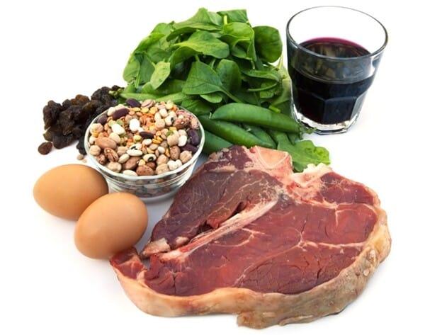 alimentos ricos em ferro 4