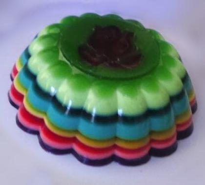 gelatina colorida 1