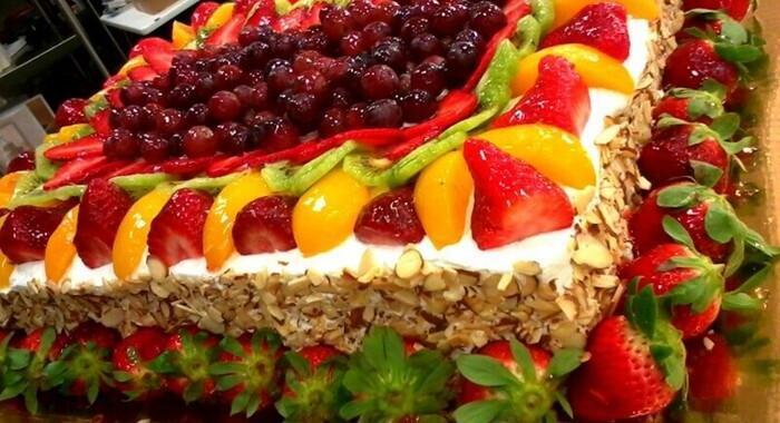 Bolo de frutas – O famoso publix cake