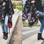 Poncho feminino – Pala feminino