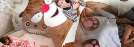 almofadas gigantes