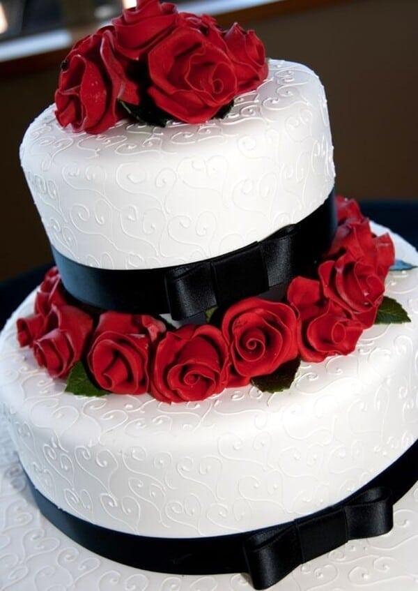 bolo de rosas 3
