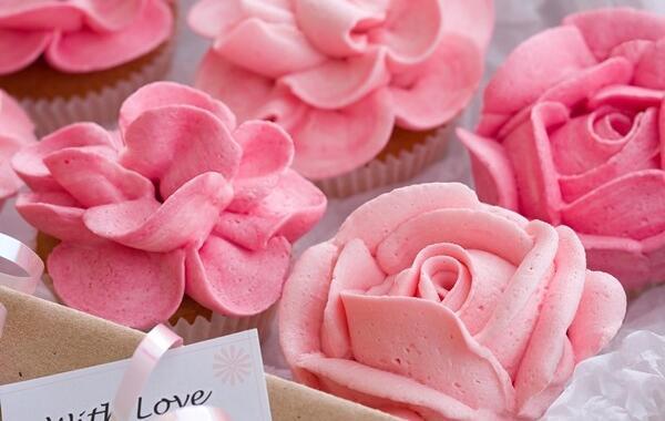 Cupcake – Dia dos namorados
