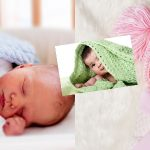 Manta de crochê para bebê