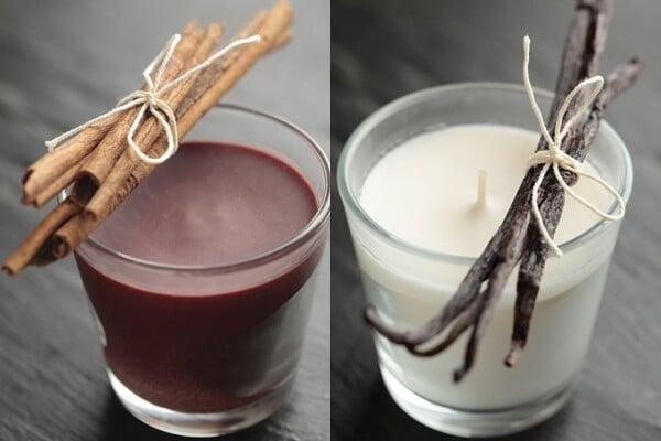 velas aromáticas 10