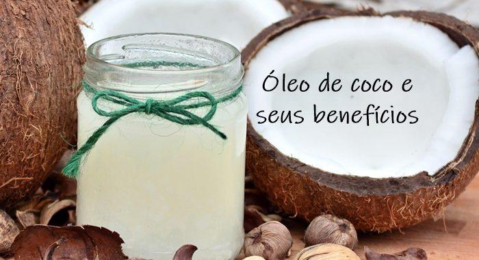 Óleo de coco e seus benefícios