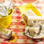 Sanduíche molhadinho de sardinha