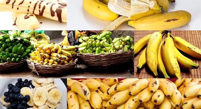 Banana e seus benefícios – Incorpore a banana na sua dieta