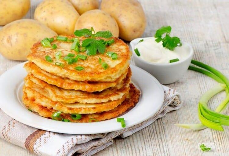 Panqueca de batata - Receita fácil e deliciosa