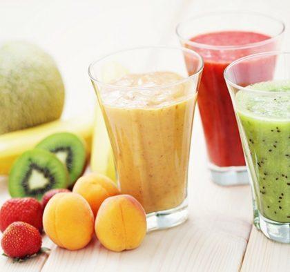 Receitas de Smoothie de frutas para emagrecer