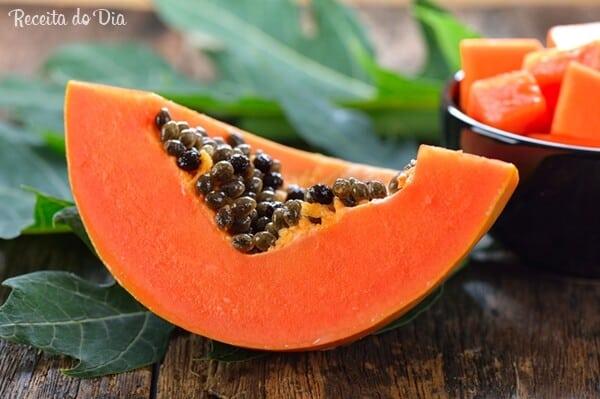 Sementes de mamão para desintoxicar fígado, rins e aparelho digestivo!