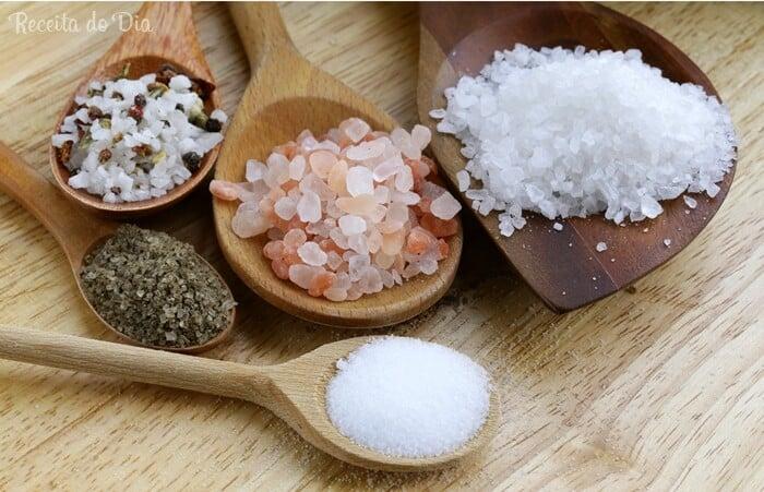 Qual o melhor tipo de sal para uma alimentação equilibrada?