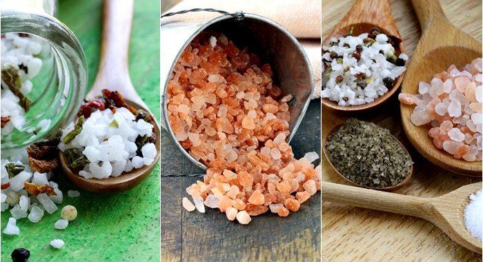 Qual o melhor tipo de sal para uma alimentação equilibrada e saudável?