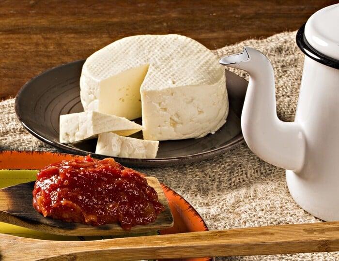 Queijo minas caseiro - O queijo mais benéfico para a sua saúde