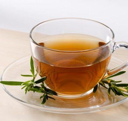 Benefícios do chá de Alecrim para a saúde