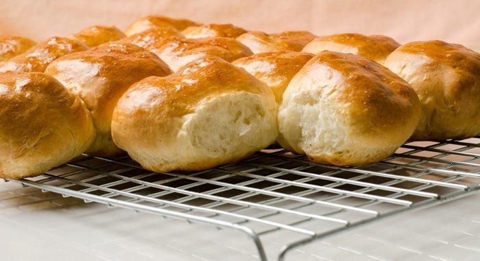 Receita de pão de minuto incrível