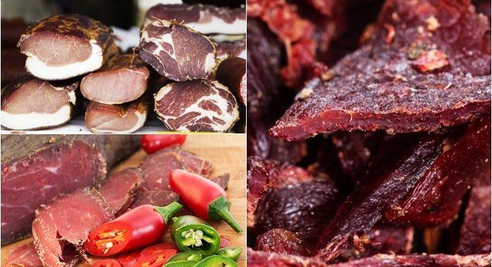 Diferenças entre charque, carne de sol e carne-seca