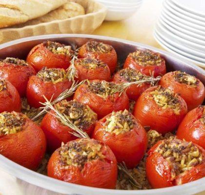 Receita de tomates recheados - Dicas para deixar o tomate perfeito