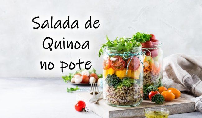 Quinoa e seus benefícios: 3 receitas com Quinoa