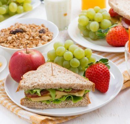 4 Cardápios de café da manhã para emagrecer - Dieta saudável