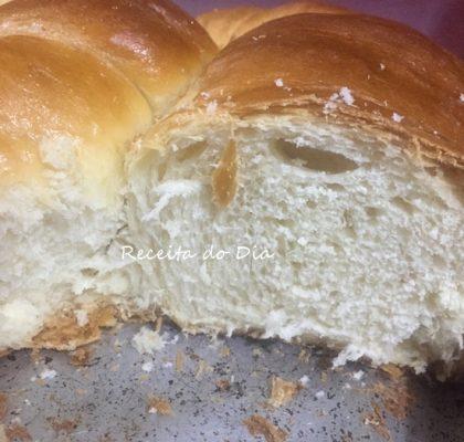Receita de Pão de Arroz sem glúten para dietas celíacas!