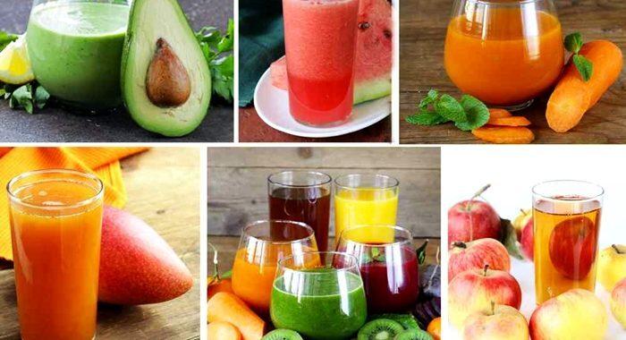 Sucos refrescantes para o verão – Desintoxicantes e nutritivos