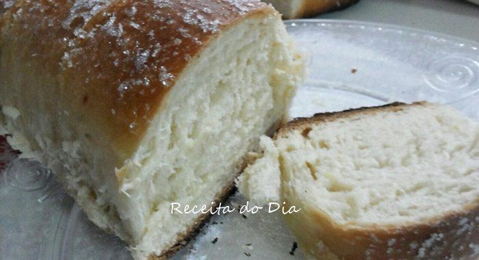 Pão de Liquidificador: Sem sujeira na cozinha e bem simples de preparar