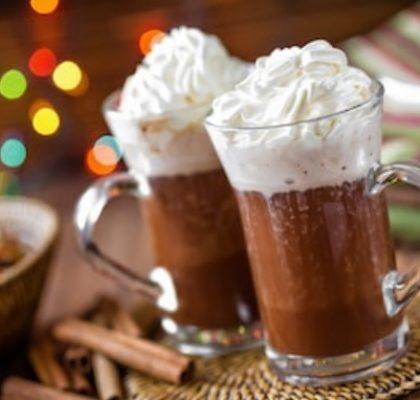 Receita de Chocolate Quente para Festa Junina