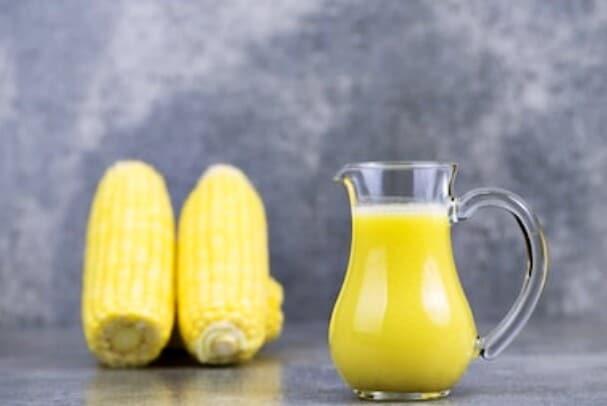 Receita de delícia Quente de Milho Verde