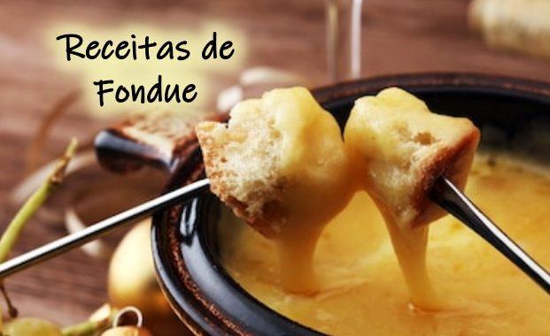 Receitas de fondue: 3 receitas saborosas de fondue