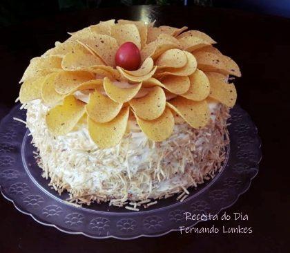 Receita de bolo bromélia