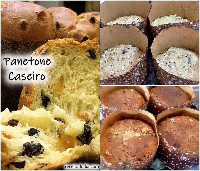 Panetone Caseiro