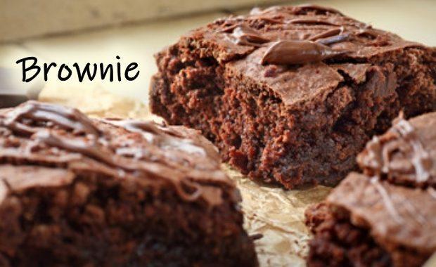 Brownie: receita de Brownie fácil
