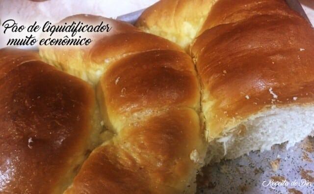 Pão caseiro receitas