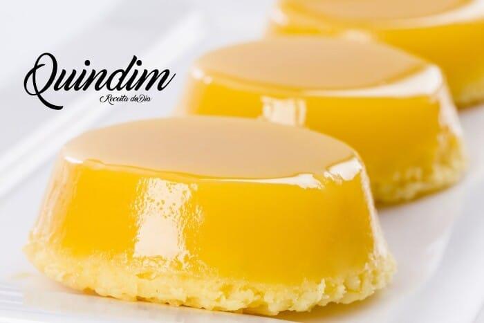 sobremesa amarelinha quindim